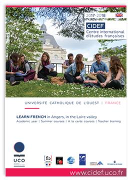 brochure CIDEF 2017/2018 english version