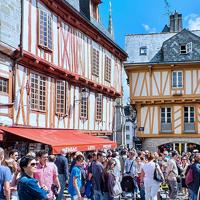 Entre deux cours de français, découvrez Vannes en Bretagne!