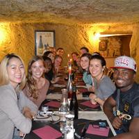 Délicieux dîner de fouées entre étudiants étrangers du CIDEF